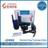 Buy cheap Remote Dog Training Collar from wholesalers