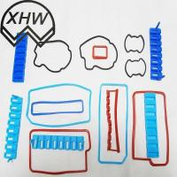 Buy cheap silicone rubber gasket material Silicone Rubber Gasket from wholesalers