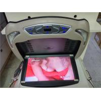 Buy cheap USB SD input and output 12V with multi-function 10 inch Roof DVD player monitor from wholesalers
