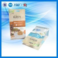 China Hard bottom cellophane bags on sale