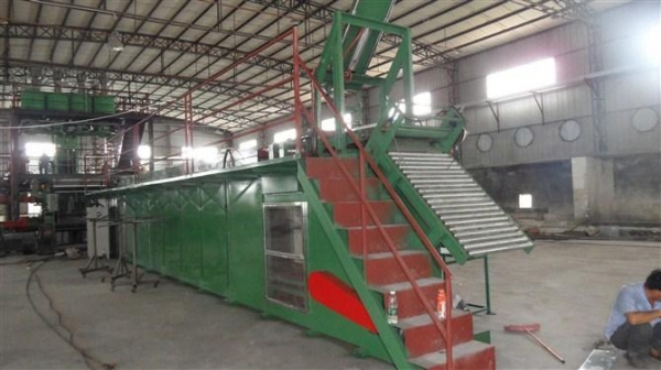 Quality Slicing machine Assembly line for sale