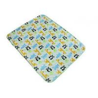 Buy cheap Comfortable Baby Swaddle Blankets With Panda Giraffe Rhino Pattern from wholesalers