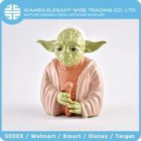 Buy cheap Factory Audit by Disney famous movie character Yoda novelty coin bank from wholesalers