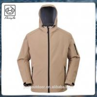 Wholesale Khaki Color Long Breathable Coats For Men from china suppliers
