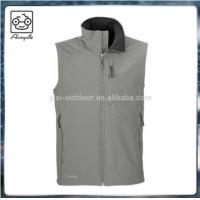 Wholesale Top Quality Sleeveless Waterproof Breathable Cycling Jacket For Men from china suppliers