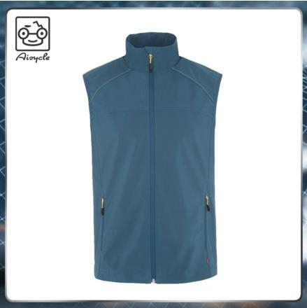 Quality Black Formal Sleeveless Cheap Warm Winter Mens Jacket for sale