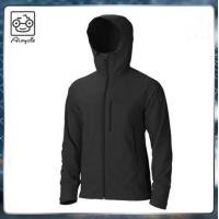 Wholesale Plain Unique Zip Up Hoodie Black Varsity Jackets For Men from china suppliers
