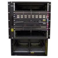Buy cheap Cisco WS-C6509-E WS-SUP720-3B 2x WS-X6348 WS-X6524-100FX-MM WS-X6416-GBIC NO PS from wholesalers