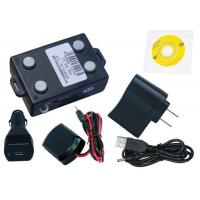 Buy cheap Real Time Tracker GPS Car Alarm System With Magnet Pin & Free Service Charge Tracking Platform from wholesalers