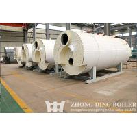 WNS Series Oil/Gas Fired Steam Boiler Manufactures