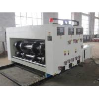 Wholesale 2 Color Fexo Printing & Slotting Machine from china suppliers