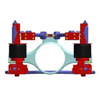 Buy cheap Product: Joist beam type rear air ride suspension for bus from wholesalers
