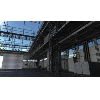 High Quality Steel Structure Pre Engineered Industrial Building Manufactures