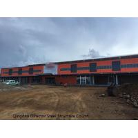 Light Modern Architecture Steel Structure Shopping Mall Manufactures