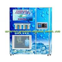 Automatic Pure Water/Ice Block Vending Machine Manufactures