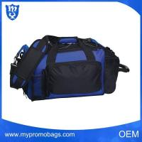 Buy cheap Cutom logo printed dance competition travel bag from wholesalers