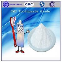 Wholesale Carboxymethyl Cellulose(CMC) Toothpaste Grade from china suppliers