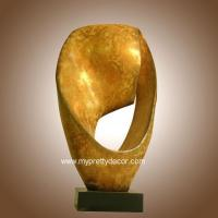 Buy cheap Creative Living Art Metal Sculpture from wholesalers