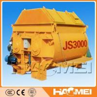 China 2013 Widely Used Concrete Mixer JS3000 on sale