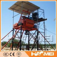 China JS500 Concrete Mixer Widely Used Concrete Mixer on sale
