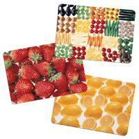 PP Table Placemats in Fruits and Vegetable Designs (PT101) Manufactures