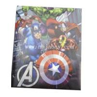 Buy cheap Avenger 3 prong poly portfolios from wholesalers