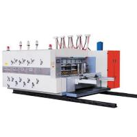 Buy cheap JNHS-A AUTO HIGH-SPEED PRINTING SLOTTING DIE-CUTTING MACHINE from wholesalers