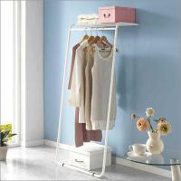 Wholesale 1 Tier Wall Stand Garment Rack from china suppliers
