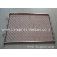 Buy cheap Haotian portable orange security barrier for New Zealand factory from wholesalers