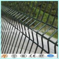 Buy cheap Slot 200 mm x 50 mm 2630mm hight philippines gates and fences welded wire mesh fence from wholesalers