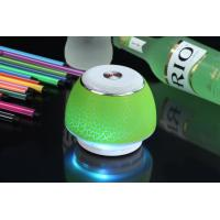 Ice Crack Colorful LED Light Bluetooth Speaker Manufactures