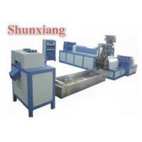Waste pe/pp plastic recycling machine Manufactures