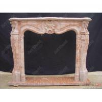 MF96649 Marble Fireplace Manufactures