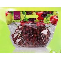 Buy cheap Transparent Stand Up Barrier Pouches , Recycled Small Fruit Storage Bags from wholesalers