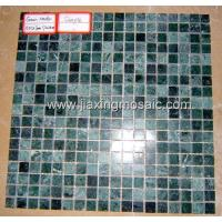 Wholesale Marble Mosaic JX-MBM071 Green-Marble(polished) from china suppliers