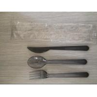 Wholesale Airline Disposable Plastic Cutlery Set, Made Of Plastic PS from china suppliers