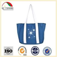 Buy cheap Cotton Bag Heavy Duty cotton Embroidered Canvas Tote Bag for Shopping, Laptop, School Books from wholesalers
