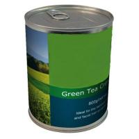 Buy cheap 800g Metal Tin Green Tea Wax from wholesalers