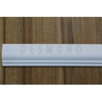 Buy cheap fireproof and waterproof white PU Plain Chair Molding from wholesalers