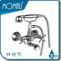 Buy cheap Basin Faucets 2 handle shower faucet brushed nickel M31037-875C from wholesalers