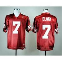 Buy cheap Stanford Cardinals No.7 John Elway Red Jersey from wholesalers