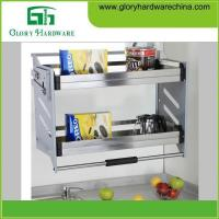 Wholesale Wholesale Modular Kitchen Basket Wall Hanging Baskets Small Storage Baskets from china suppliers