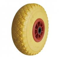 Buy cheap PU Wheel With Steel Rim product