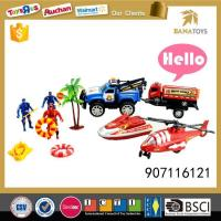 Wonderful pretend play set police car toy Manufactures