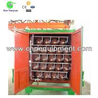 Buy cheap CNG Cylinder Cascade for CNG Station 80WL Capacity from wholesalers
