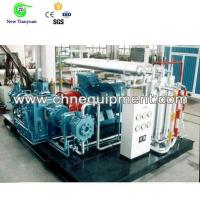 6000Nm3/h Capacity Propane Gas Station Gas Boost Compressor Manufactures