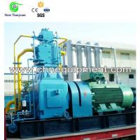 Buy cheap High Efficiency L type 2-row Biogas Booster Compressor SGS Certified from wholesalers