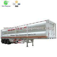 Wholesale 8 Tubes Quantity Liner OD 559MM Long Tube Semi CNG Tube Trailer from china suppliers