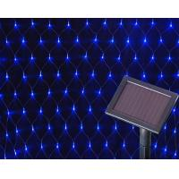 Buy cheap Amorphous Solar 100 LED Net Lights/LED Solar Curtain Lights from wholesalers