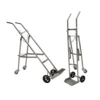 Buy cheap SDL-A1222 Stainless Steel Double Feet Oxygen Trolley from wholesalers